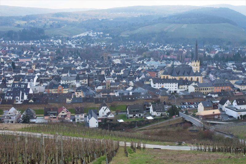 Ansicht von Ahrweiler