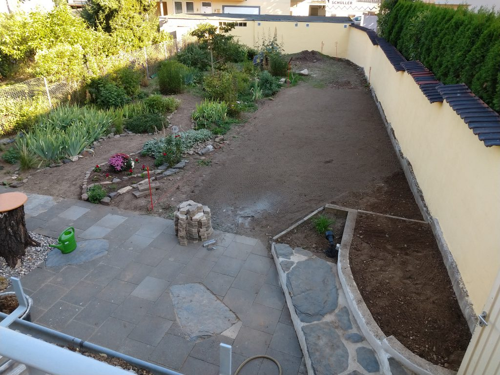 Der Garten 1