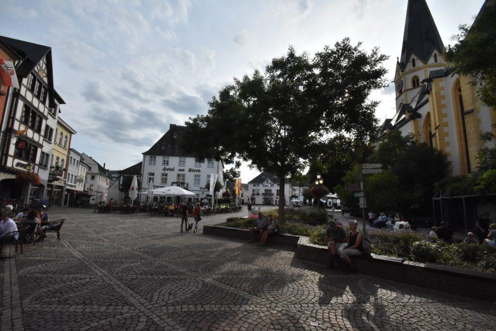 Marktplatz in Ahrweiler