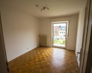 Balkonzimmer links - Blick ins Zimmer